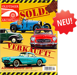 SOLD! VERKAUFT! Auction Results 2015