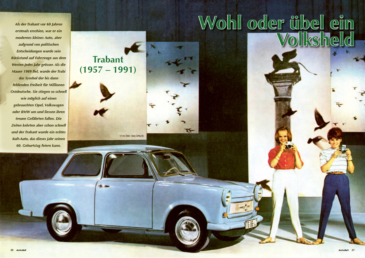 Coverstory: Trabant (1957-1991)